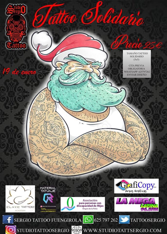 Tatuajes Solidarios Adimi